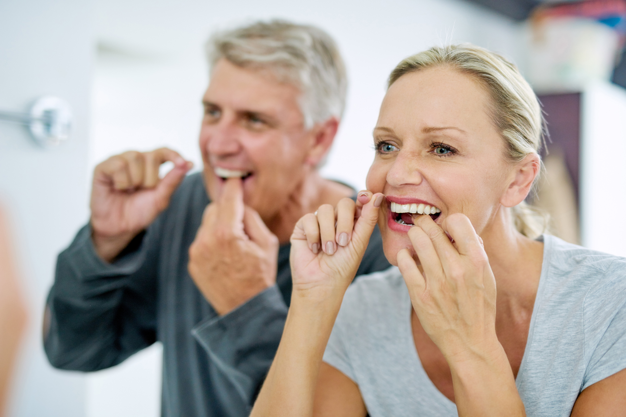 What Does Flossing Accomplish?