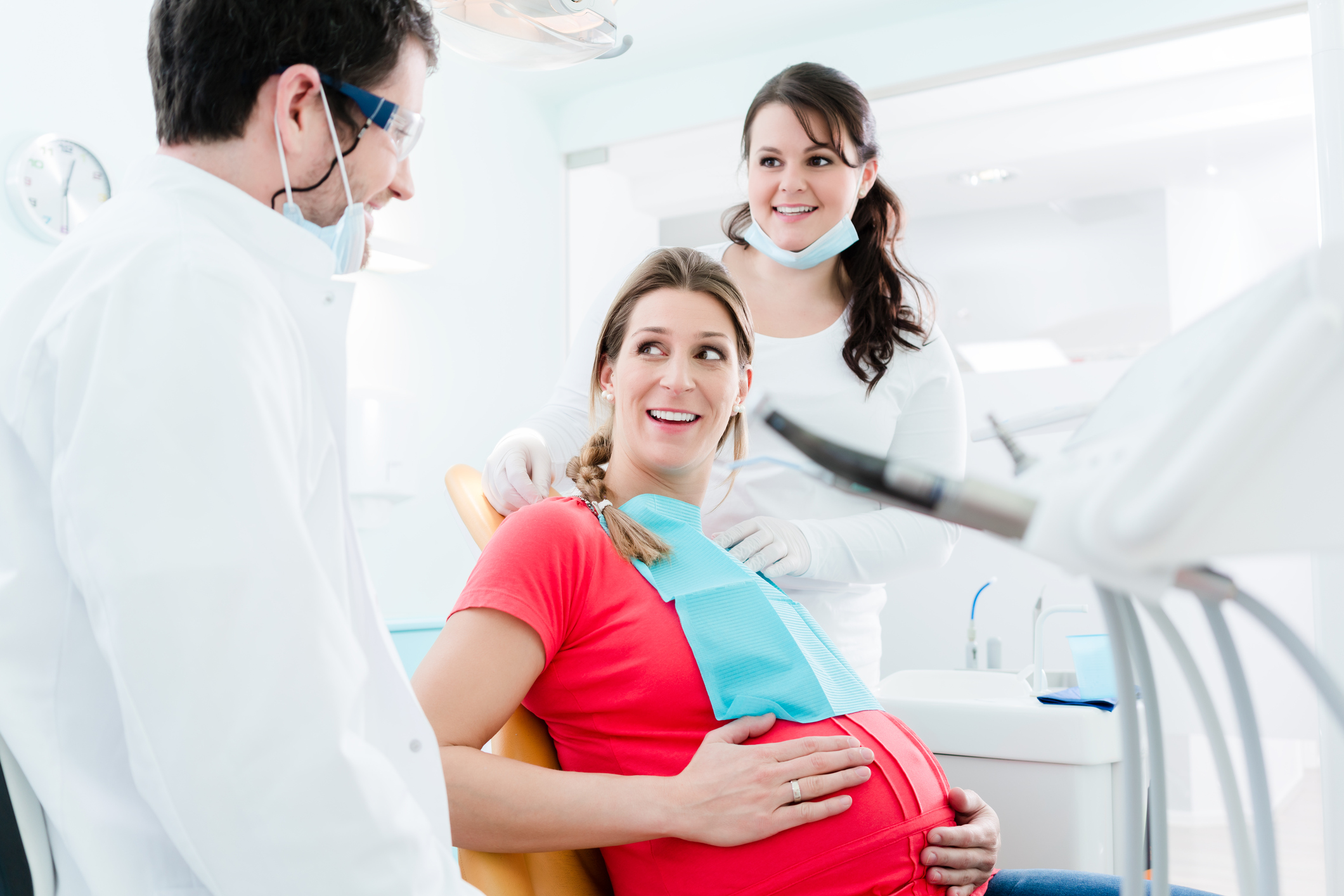 How Pregnancy Affects your Teeth