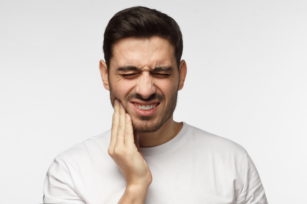 Dealing With Sensitive Teeth