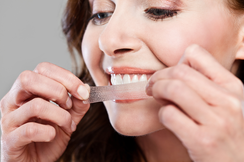 Dangers of at Home Teeth Whitening